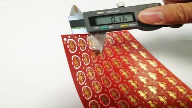 超薄多层的PCB板线路板制作方法