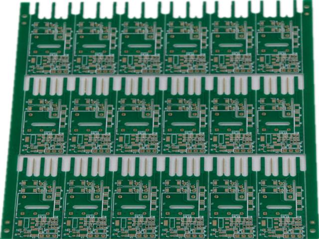 双面金手指PCB线路板