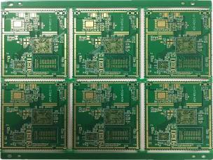 4层声控主板PCB