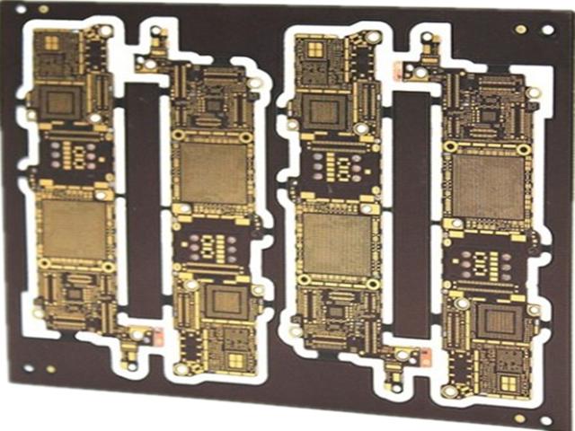 10层沉金HDI线路板