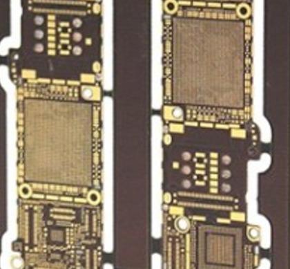 8层蓝油HDI线路板