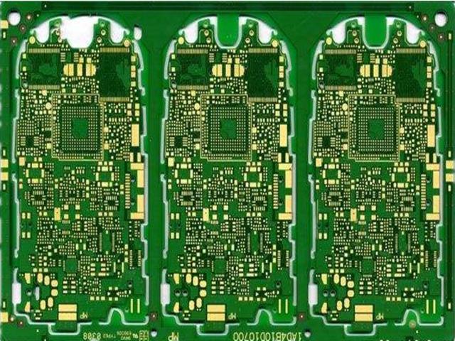 树脂塞孔电路板-10层