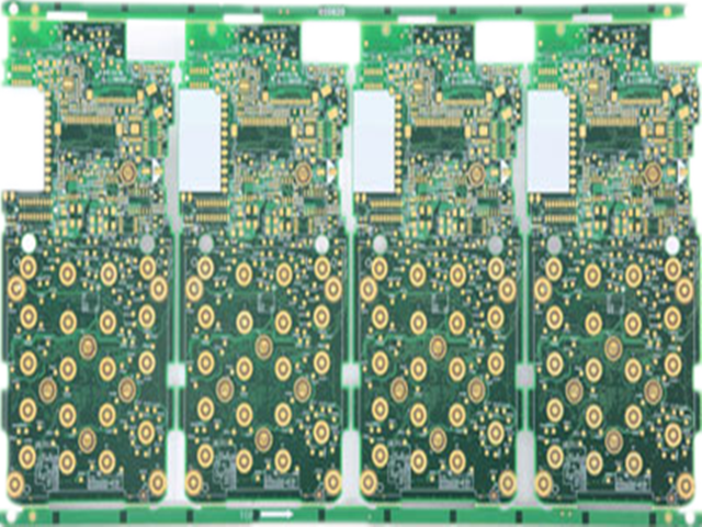 8层一阶HDI电路板