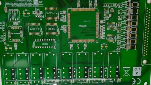 PCB表面工艺对比及特点