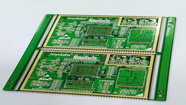 什么叫金属化半孔PCB?