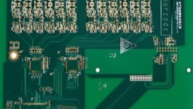 大功率线路板—裕惟兴20层厚铜PCB线路板