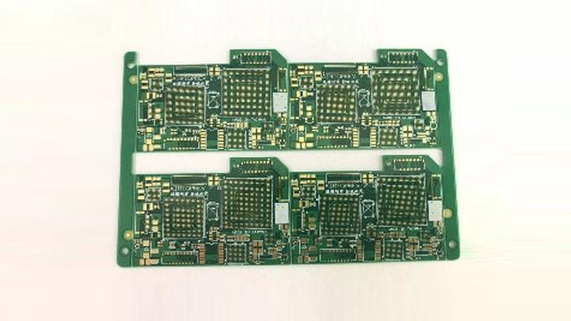 神秘面纱下的裕惟兴6层绿油埋盲孔PCB板