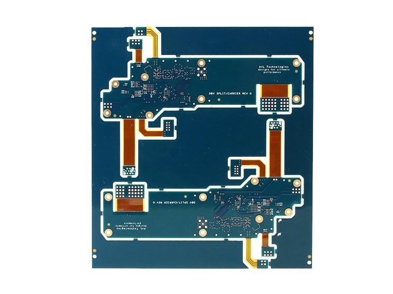 软硬结合12层线路板